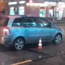 ДТП в Гомеле: Opel сбил пятилетнего мальчика