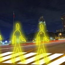 ГАИ раздаст гомельским пешеходам более 16 тысяч фликеров