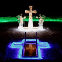 Где в Гомеле можно будет окунуться на Крещение