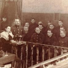 Как в 1947 году судили военных преступников в Гомеле