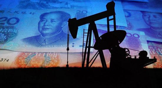 """""""Вот и всё, нефть за юани! """" — вызов доллару брошен, Китай нанёс мощный экономический удар по США"""