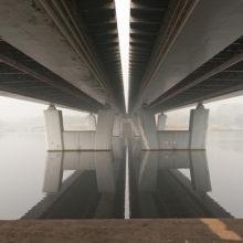 Мост через Припять в Житковичском районе планируется открыть к 1 января 2019 года