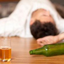 Пациенты туберкулезной больницы устроили пьяный дебош