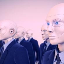 Роботы против пролетариата