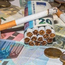 Со следующего месяца в Беларуси подорожают некоторые сигареты