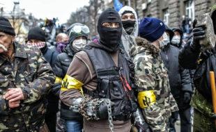Украина vs нацисты: почти по Бабелю