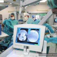 В областной больнице появиласьнавигационнаясистема для спинальной нейрохирургии