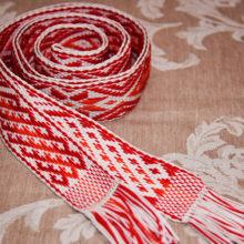 В поселке Октябрьский возрождают традиции ручного ткачества