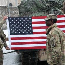 Войска США в Польше, как у себя дома