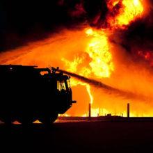 За сутки в Гомельской области на пожарах погибло пять человек