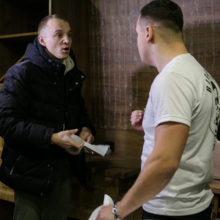 Дмитрий Перс: И снова разгорается бой — «чекист» против полицаев