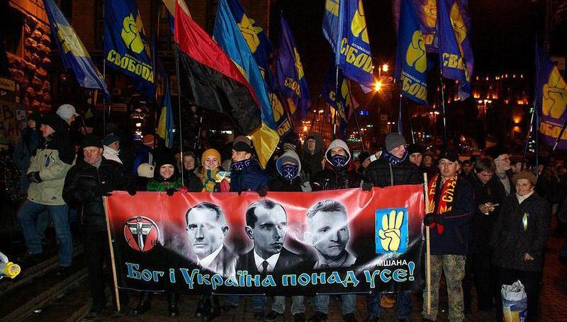 Дмитрий Перс: Бандеровцы с тысячей и одной сказкой против антибандеровского закона