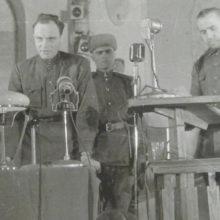 Годовщина «Киевского процесса» и казнь нацистских карателей «украинской Хатыни» в 1946 году