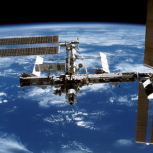 Гомельчане смогут увидеть в небе Международную космическую станцию