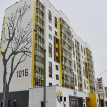 Гомельский опыт строительства жилья будут применять по всей стране
