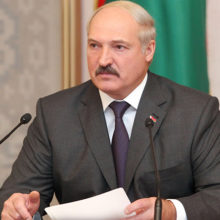 Лукашенко назначил своего уполномоченного представителя в Гомельской области
