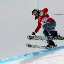 На Олимпиаде cпортсменка из Венгрии удивила всех отсутствием базовых навыков в хаф-пайпе