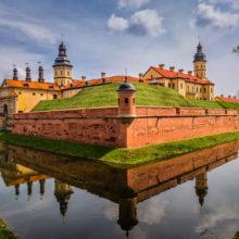 Несвижский замок: путешествуй по Союзному государству России и Беларуси