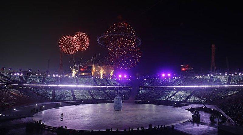 Открытие зимних Олимпийских игр 2018 состоялось в Пхенчхане