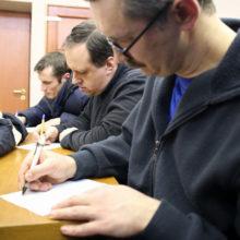 Пророссийских публицистов приговорили к пяти годам лишения свободы