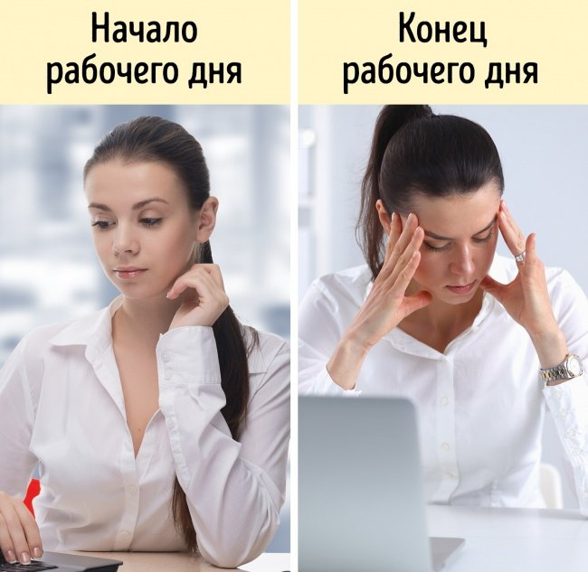 Рабочий день вофисе