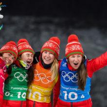 Результаты Беларуси на зимних Олимпиадах. Инфографика