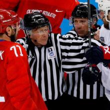 Россияне победили команду США и напрямую вышли в четвертьфинал Игр