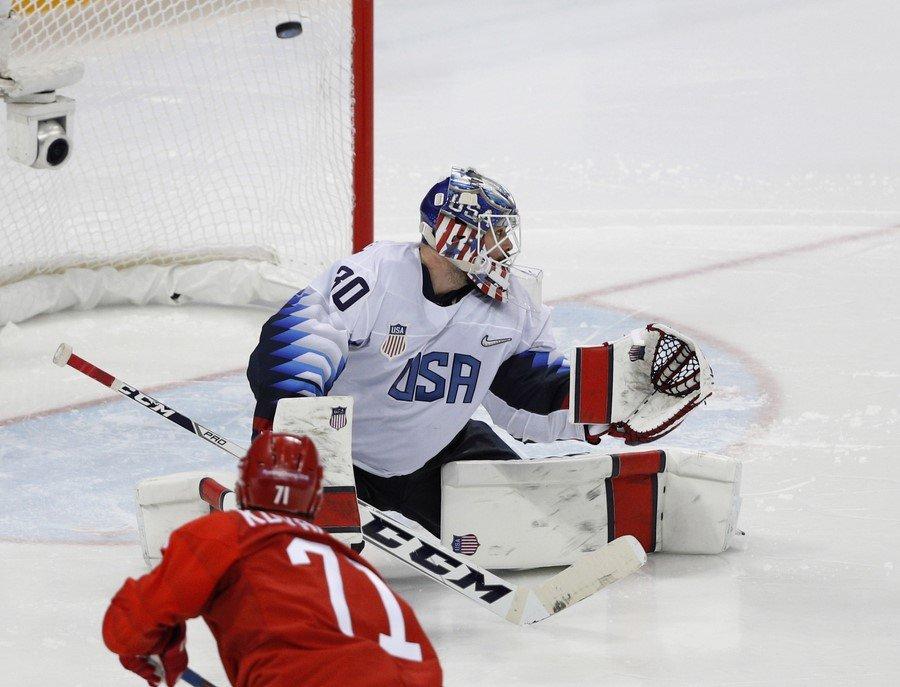 Россияне победили команду США