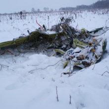 Список погибших при крушении самолета Ан-148 в Подмосковье
