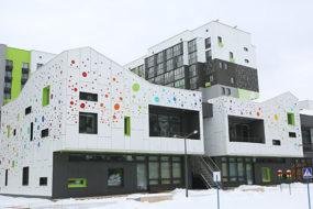 В Минске представили детский сад будущего