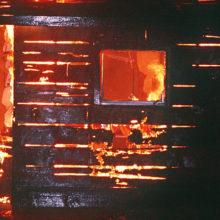 В Поколюбичах при пожаре погиб пожилой мужчина