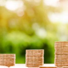 В прошлом месяце средняя зарплата в Беларуси составила 859 руб.