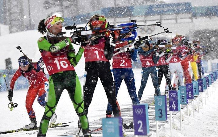 Женская сборная Беларуси по биатлону