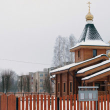 Замминистра иностранных дел России построил церковь в Могилевском районе