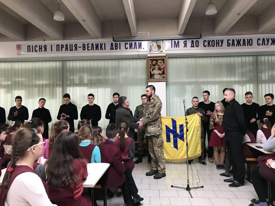 фашизм в Украине