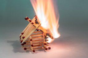 За сутки на Гомельщине при пожарах погибло три человека