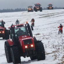 В Беларуси пройдет «тракторный биатлон»