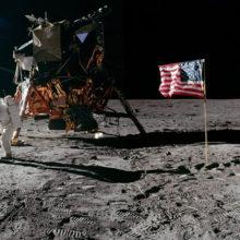 Америка объявила Луну своей собственностью