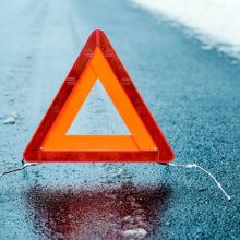 ДТП в Гомеле: женщина-водитель сбила пенсионерку