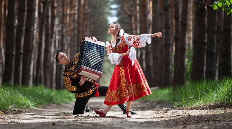 «Вечер русской культуры»