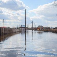 На Гомельщине создан штаб по оказанию помощи в случае паводка