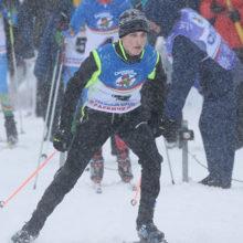 Николай Лукашенко выиграл бронзу в спринте