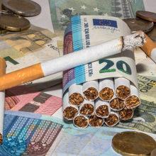 С 1 апреля в Беларуси подорожают некоторые марки сигарет