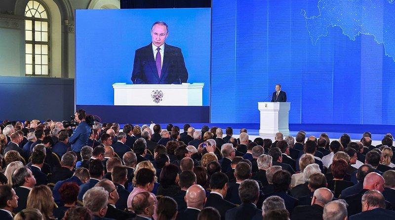 Сенаторы США запросили мира после речи Путина 2018