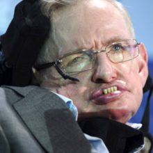 Умер физик Стивен Хокинг