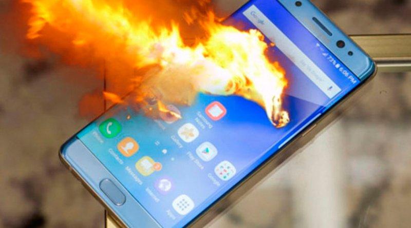 погибла из-за взрыва смартфона