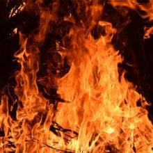 За сутки в Гомеле при пожарах спасены три человека