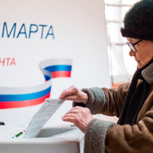 Наблюдатели из Беларуси о выборах президента России