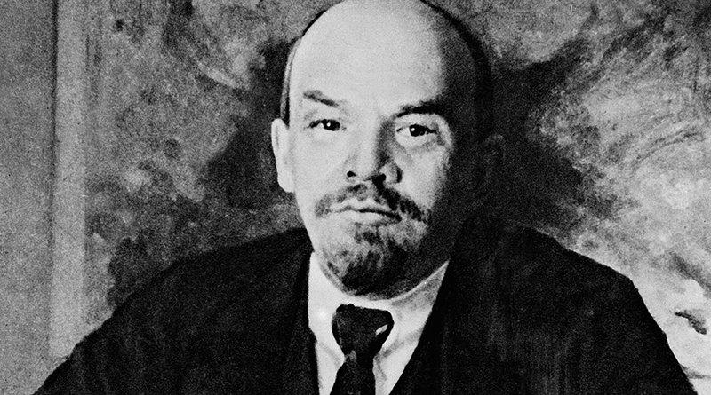 В. Ленин
