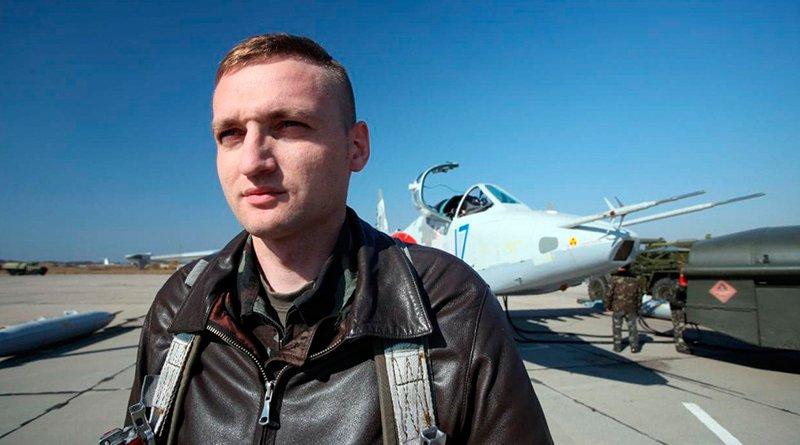 украинский летчик